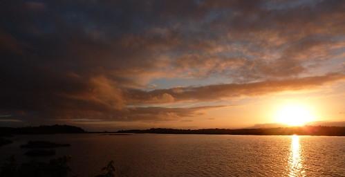 Portugal - February Sunset Alvor