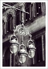 Barcelona Street Lamps