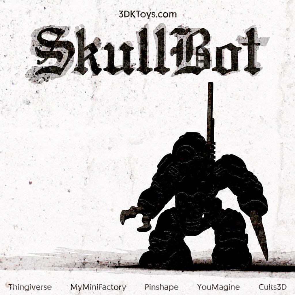 SkullBot is LIVE! Download for FREE on your favorite file