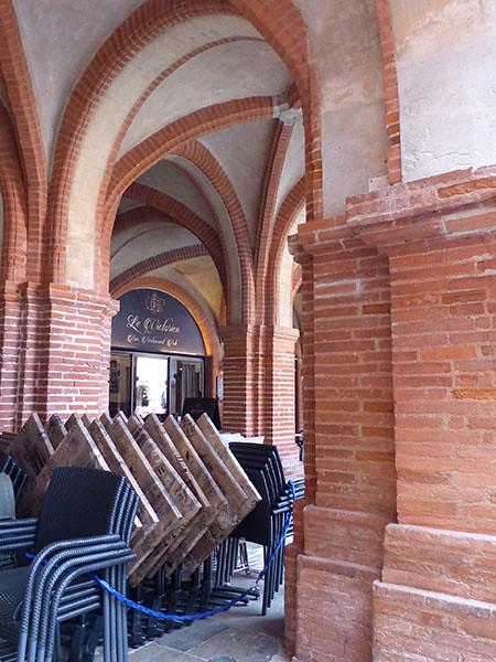 arcades place nationale