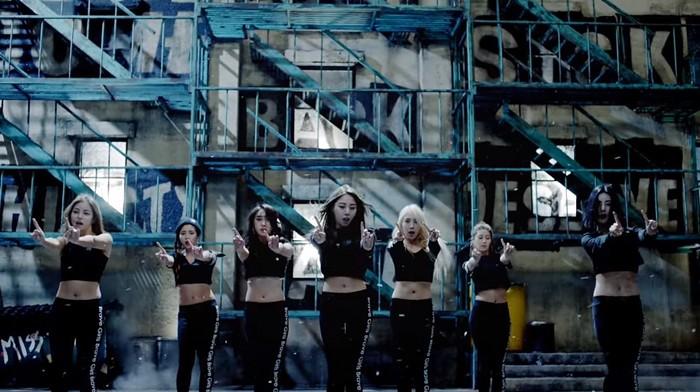 O Brave Girls, do Brave Brothers, retornou com o MV de Deepened