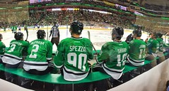 The Bench - Dallas Stars vs. Winnipeg Jets 2/25/2016
