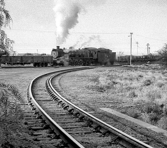 Beaufort West Western Cape South Africa 31st May 1982