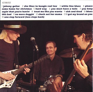 Johnny Winter's Hey where's your brother