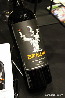 Delicato Family Vineyards Brazin Old Vine Zinfandel