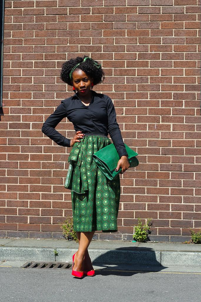 green-kitenge-ankara-african-print-a-line-skirt-green-large-envelope-black-longsleeved-shirt-red-stiletto-heels,ankara fashion photos, ankara skirt for the office, ankara kitenge fashion, ankara high waist skirts images, ankara skirts for the office, ankara kitenge style images, ankara latest, ankara ladies skirts, ankara latest office styles, kitenge latest office styles, chitenge latest office styles, African print latest office styles, ankara new accessories, ankara office wear, kitenge office wear, chitenge office wear, African print office wear, ankara office wear styles, ankara skirt designs, ankara skirt and blouse styles 2016, ankara styles,  latest african print skirt, kitenge styles, kitenge fashion, kitenge wear, kitenge designs, kitenge style, african dress designs for weddings, chitenge skirt styles, kitenge peplum skirt, latest kitenge designs,  latest kitenge skirt designs,  chitenge skirts, kintege styles, kitenge designs african designs, kitenge designs wedding, kitenge skirt fashion, african dress style, african kitenge designs, african kitenge skirt, african print skirt styles for work wear, ankara kitenge, ankara kitenge skirt, ankara kitenge designs, best African print work fashion styles, african design, high waisted ankara skirts, kitenge new style, kitenge office wear, kitenge skirt designs, latest ankara styles for skirt, latest chitenge skirt, african fashion house, african ankara high waist skirt, african attire designs for young ladies, african casual dresses styles, african chitenge, african chitenge designs