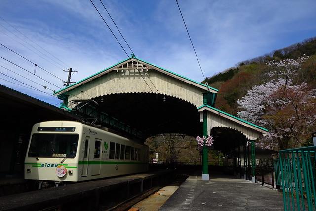 2016/04 叡山電車×NEW GAME! ラッピング車両 #83