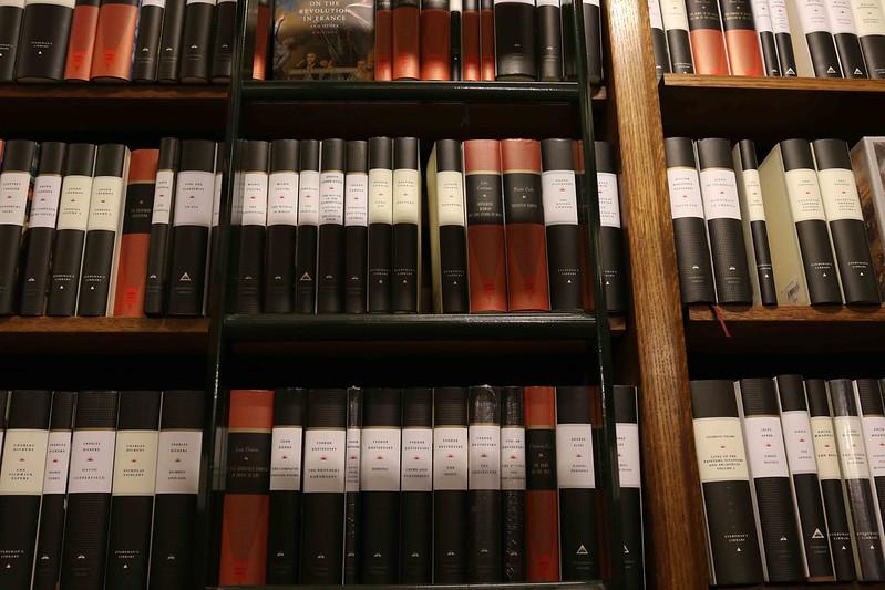 City Landmark - Librairie Galignani, Rue de Rivoli