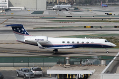 N560DM  Gulfstream  GV-SP  KLAX  20160304  011