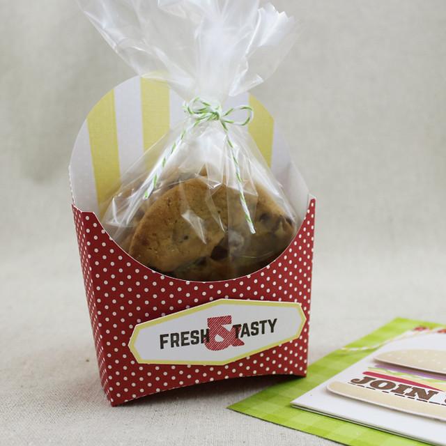 Fresh & Tasty Cookie Box