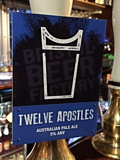 Bristol Beer Factory, Twelve Apostles, England