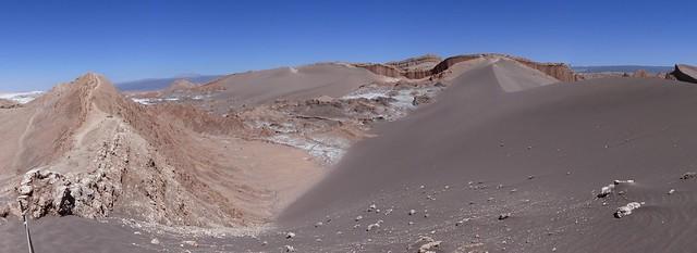 panoramique depuis duna mayor