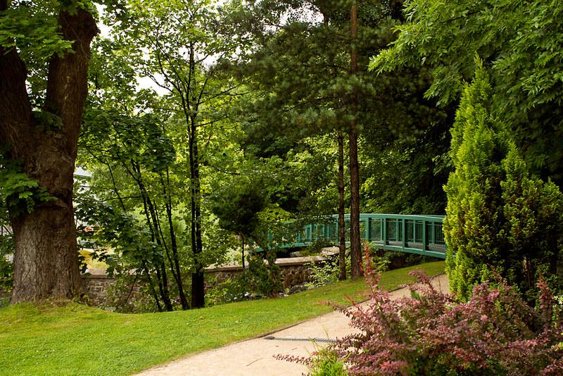 Glen Grant gardens