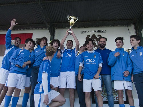 Trofeo Fútbol Base