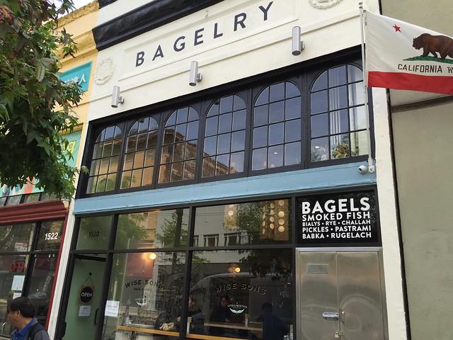 Wise Sons Bagel & Bakery