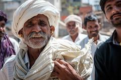 India: Streets Portraits