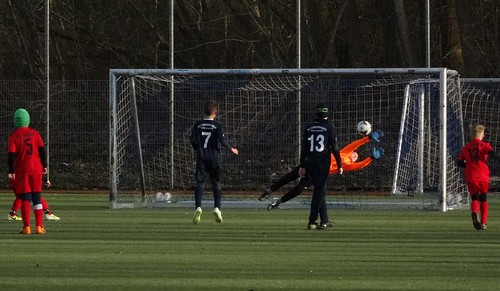 Under-11 League: Hansa Rostock U9 5:4 Förderkader Rene Schneider Rostock U11 Res.