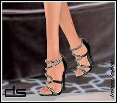 Katina Heels by AnaMarkova for Designer Showcase