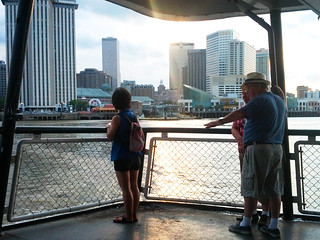 New Orleans Ferry