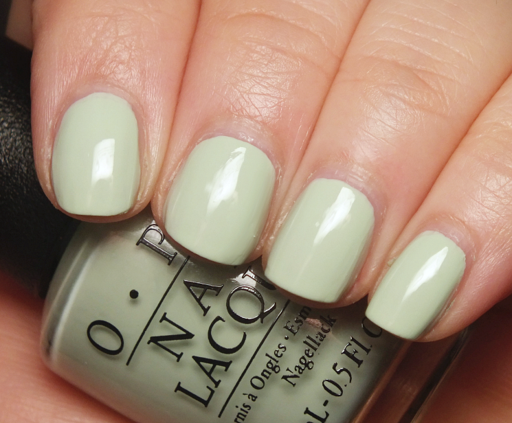 OPI Soft Shades 2016 This Cost Me a Mint