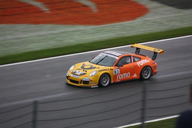 [106/366 DTM Spielberg 2015] Wet Porsche