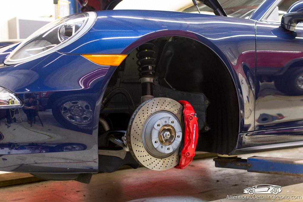 ATD | Porsche Targa 4S