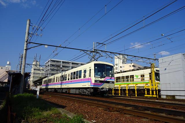 2016/04 叡山電車813-814号車