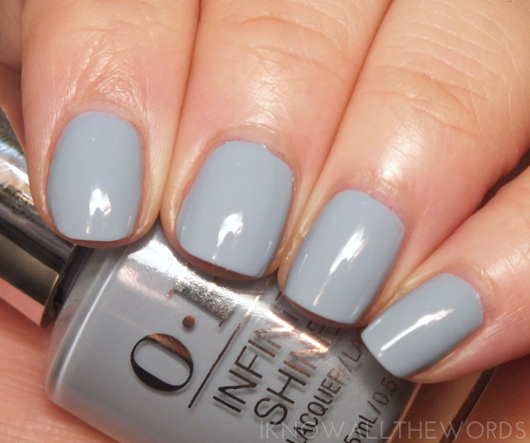 OPI Infinite Shine Reach for the Sky
