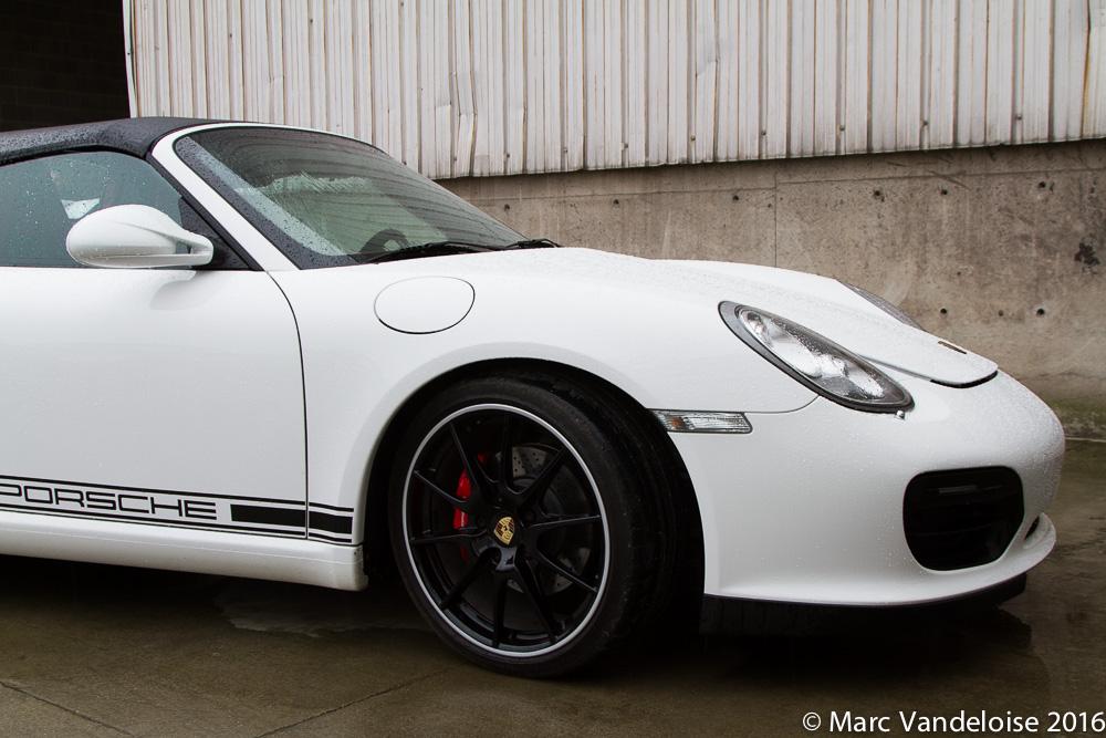 Sortie Porsche Be911 2016