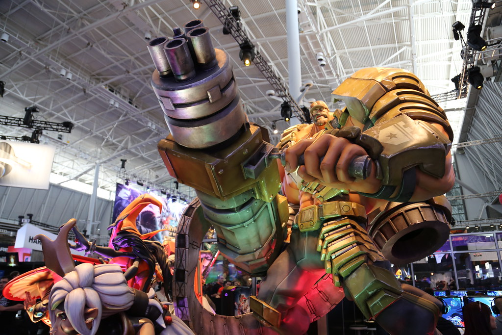 Pax East 2016 - DarkSideRob Cam - Day 2