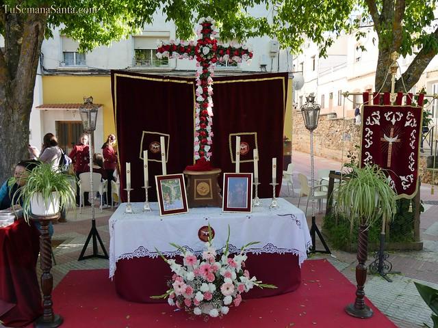 Cruz de Mayo de la Cofradía del Humilladero