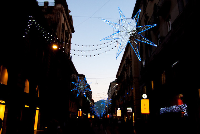 Christmas in Palermo