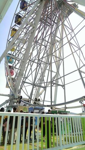 台北兒童新樂園設施好好玩!誰說遊樂園是兒童的專利呢! (9)