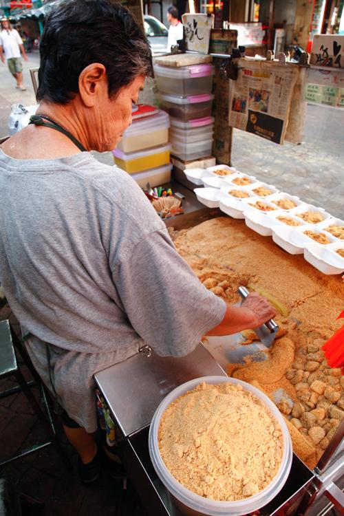 Petaling Street Muah Chee Queen