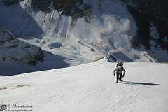 Pizzo Berro, tentativo alpinistico (Monti Sibillini)