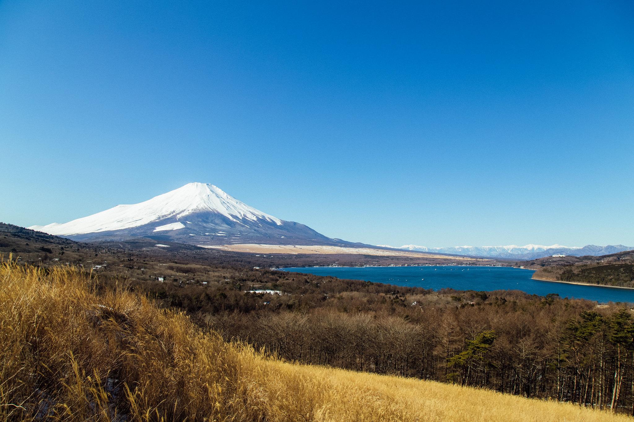 2015-01-18 山中湖キャンプと吉田うどん 029