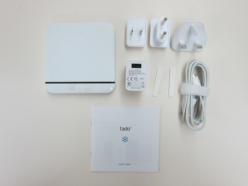 tado Smart AC Control - Box Contents
