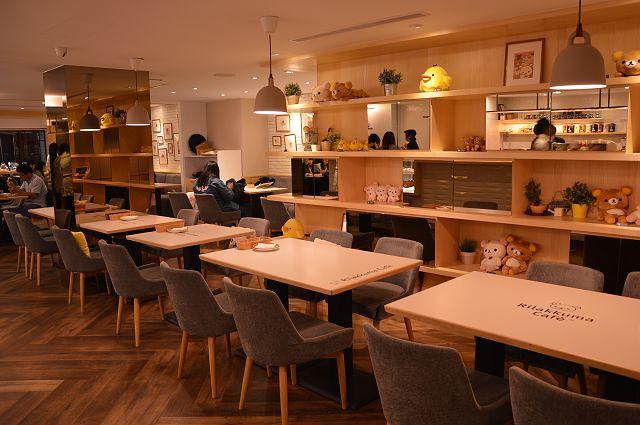 拉拉熊主題餐廳47
