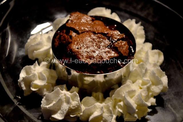Mi-Cuit au Chocolat aux Amandes & Noix de Pecan © Ana Luthi Tous droits réservés 15