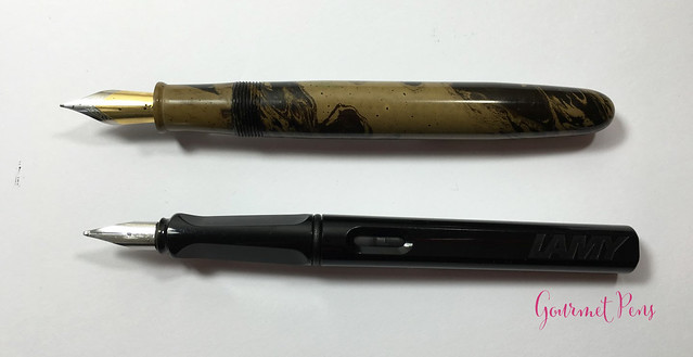 Review Gama Popular Fountain Pen - Flex @FPRevolution (8)