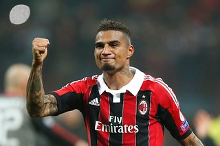 AC Milans Kevin-Prince Boateng celebrates AC Milans victory over Barcelona .jpg
