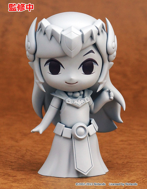 Nendoroid Zelda: The Wind Waker version (The Legend of Zelda: The Wind Waker HD)