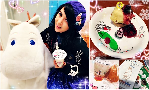 Moomin Bubble Tea Stand & Cafe