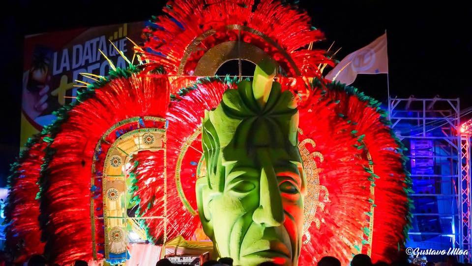 Carnavales de Panamá