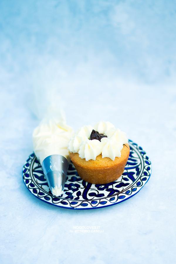 Cupcakes morbidi senza burro