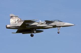 JAS39C 211 squadron