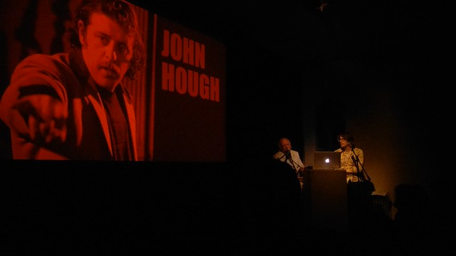 John Hough in Conversation, February 11, 216