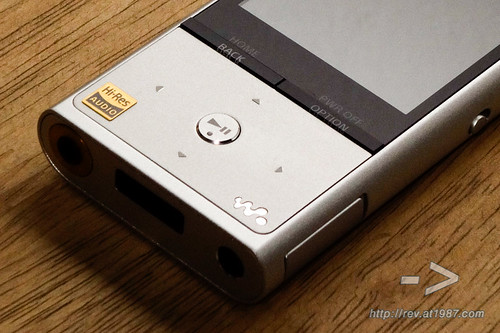 Sony Walkman ZX100