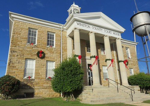 Winston County Courthouse (Double Springs, Alabama)