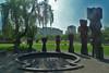 Santiago - Parque de las Osculturas Federico Assler Cojunto Escultorico